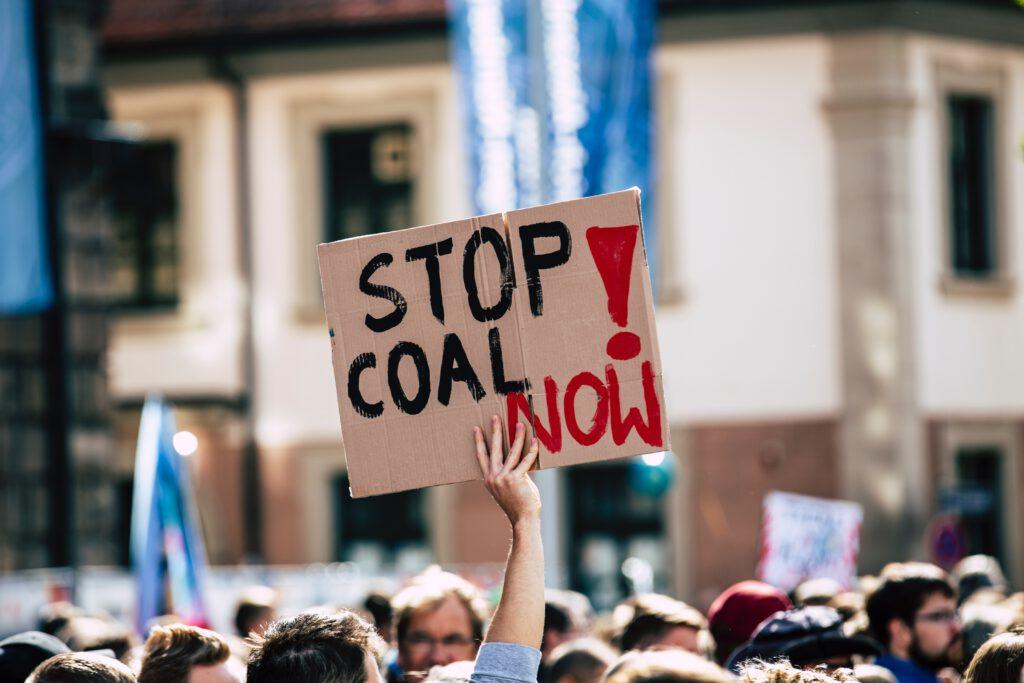 Bild von Klimastreikdemo
